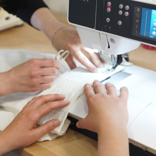 Group sewing course for beginners