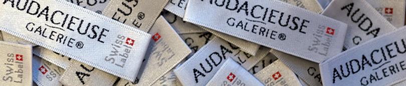 Audacieuse-Galerie eingetragenes Warenzeichen