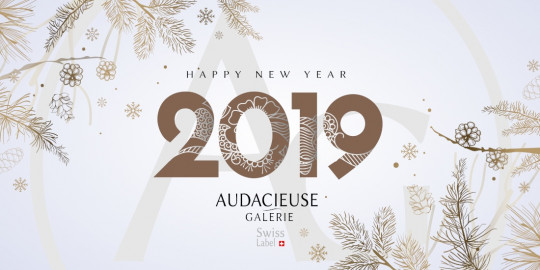 A wonderful year 2019 to all.