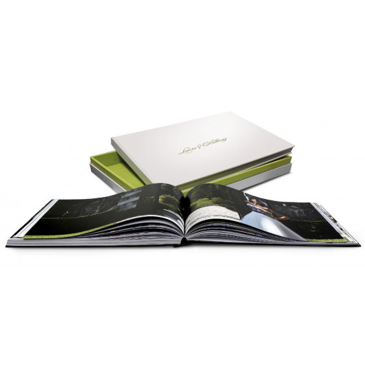 Photobook with box