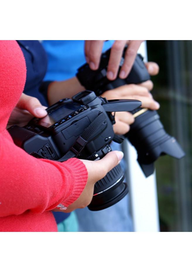 Cours photo débutant