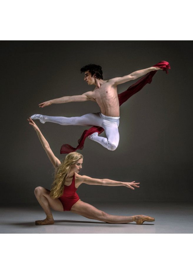 Photographe pour spectacle de ballet