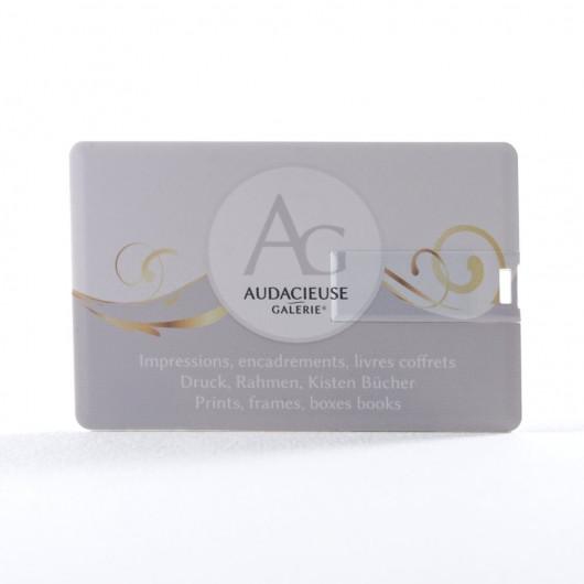 Die USB-Karte Audacieuse-Galerie