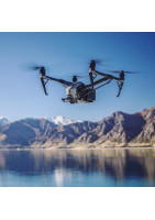 Foto und Luftbild von der Drohne