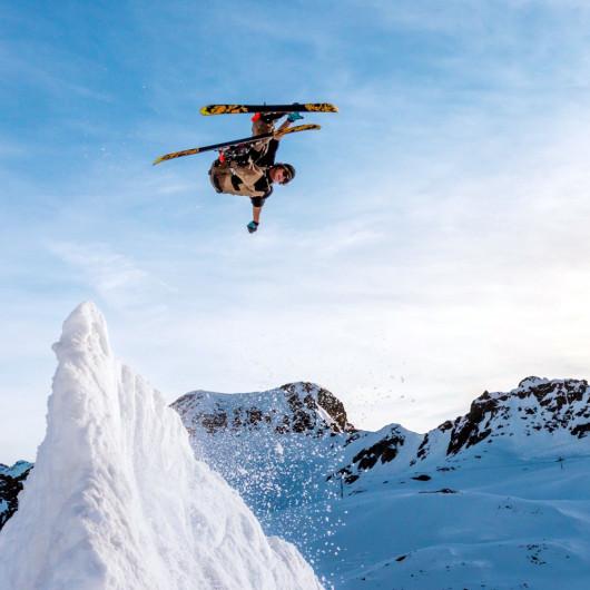 Photographe pour sports extrêmes