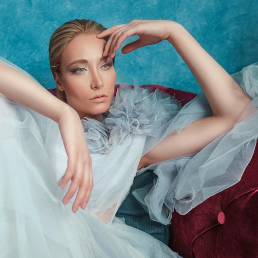 Photographe mode vêtements accessoires en studio