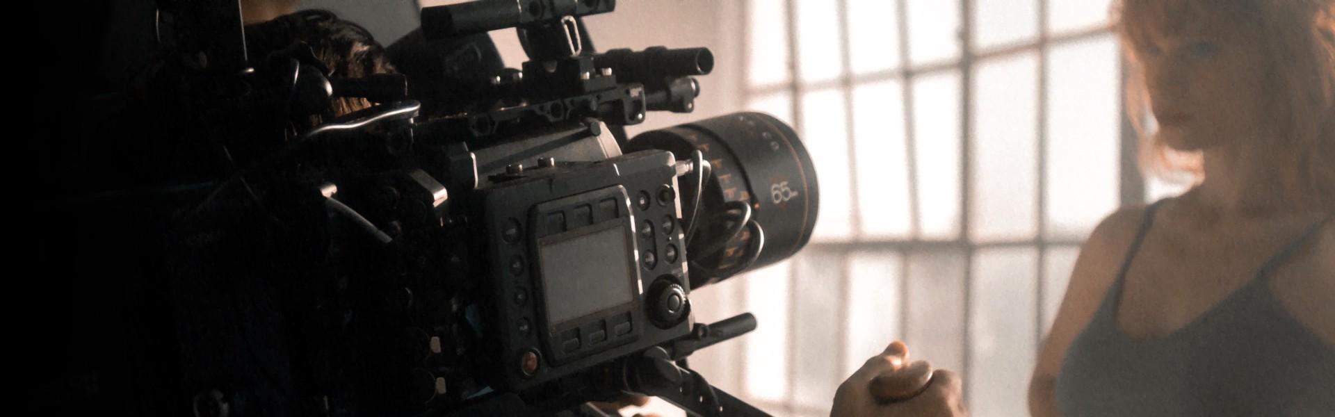 Schaffung Videos und berufliche Kürzfilme