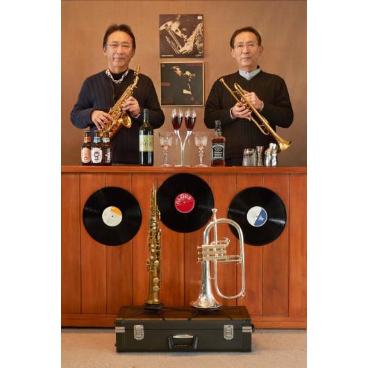 Takashi et Kiyoshi