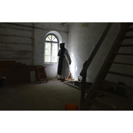 Durch das Fenster
