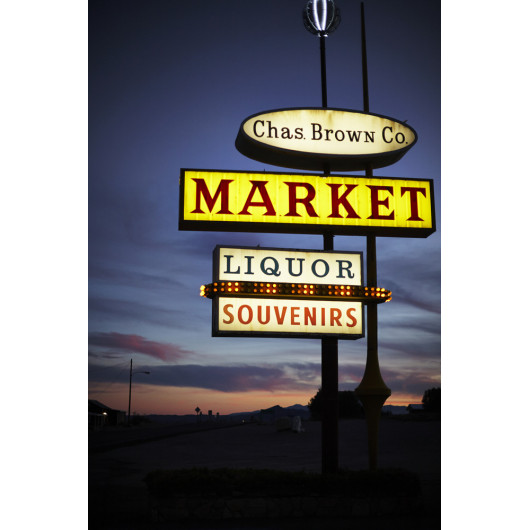 Liquor and souvenir