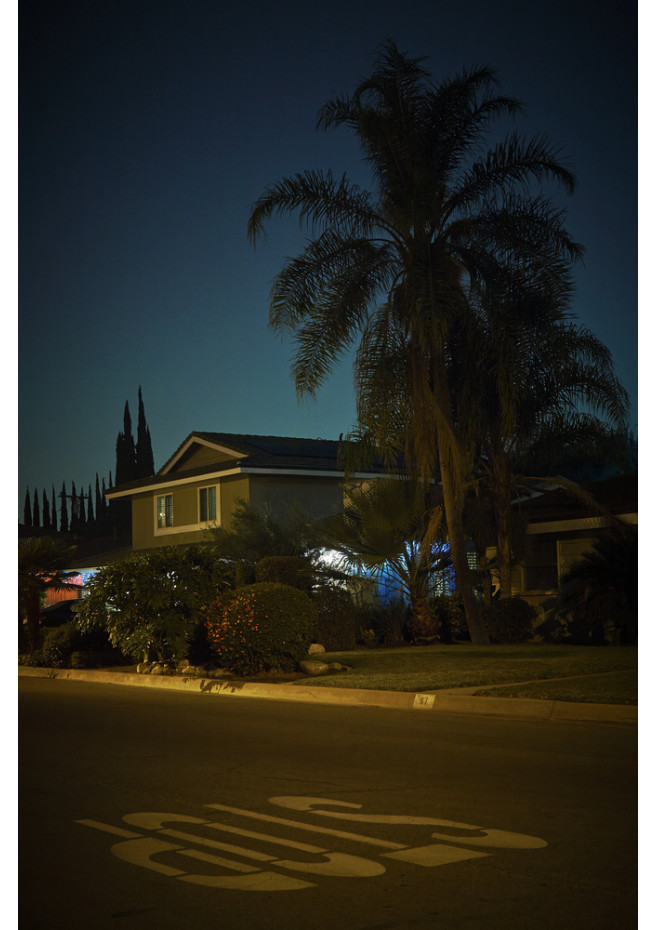 Los Angeles suburb, California