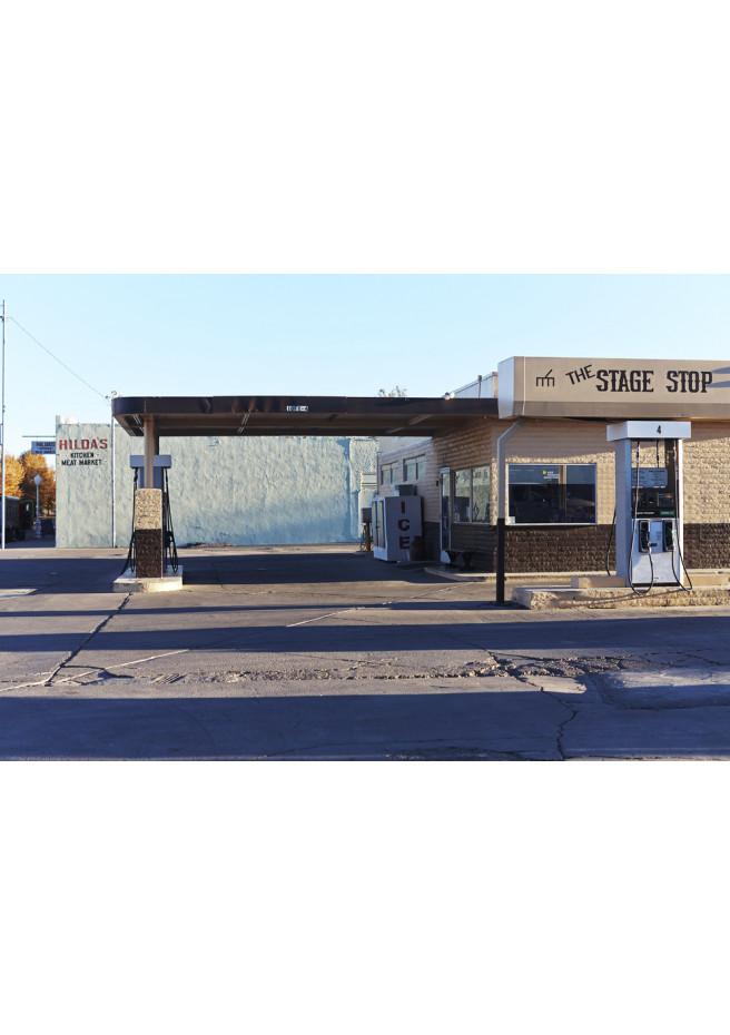 Station essence, Utah
