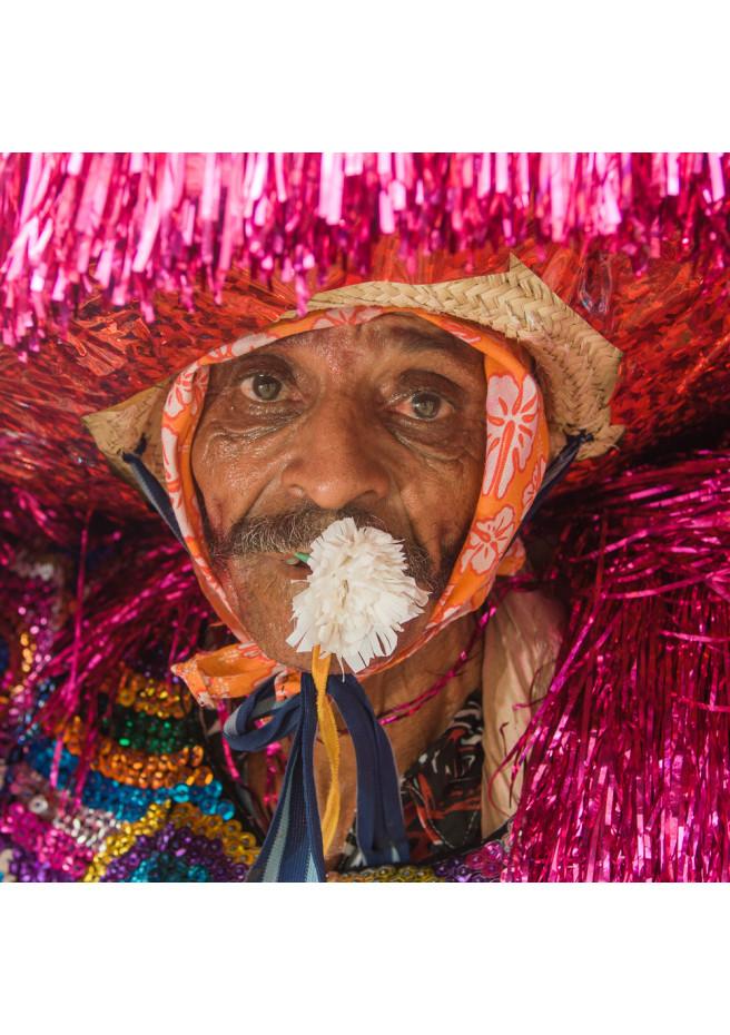 """Retour au Carnaval, """"Caboclo-do-lança"""""""
