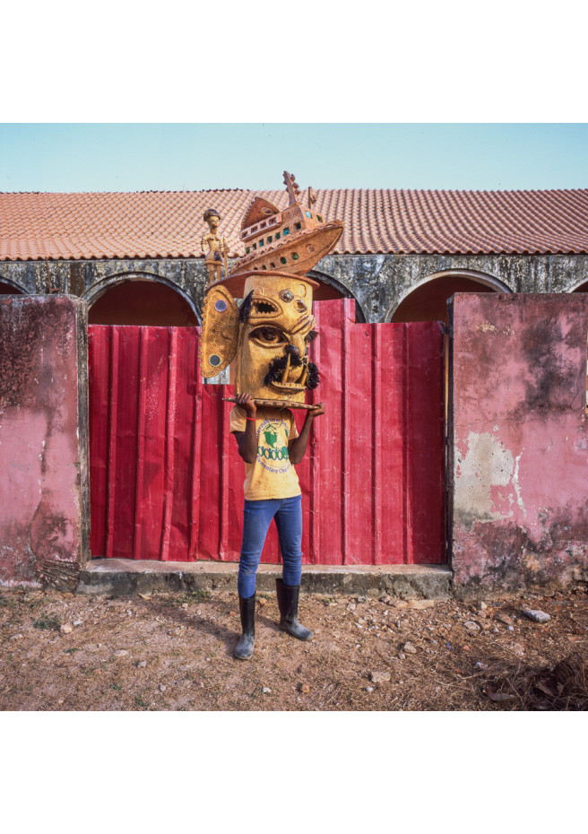 "Retour au Carnaval, ""Island Mask"""