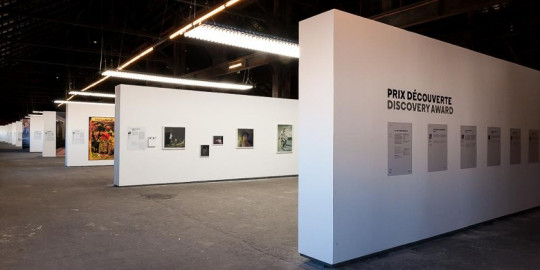 Rencontres d'Arles Discovery Award with Audacieuse-Galerie