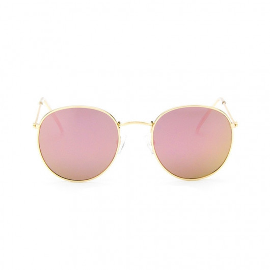 Sunglasses with rouns retro glasses
