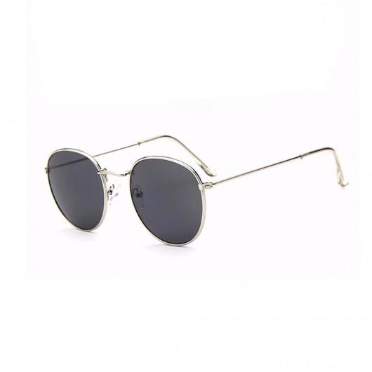 Sunglasses with rouns retro glasses