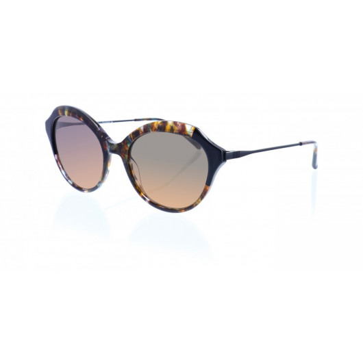 Pink and black fashion sunglasses from Morel Azur Yacht Collection