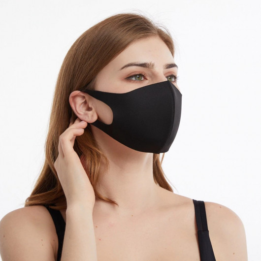 5 Washable masks